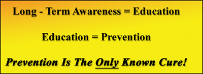 PREVENTION IS CURE