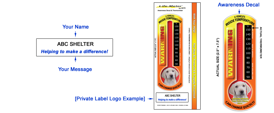 PRIVATE LABEL ENVELOPE EXAMPLE